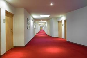 Luxury Hotel Corridor